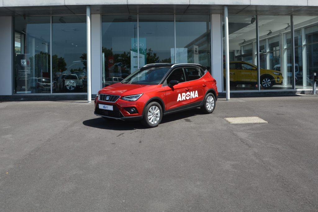 SEAT Arona 1.0 TSI Xcellence